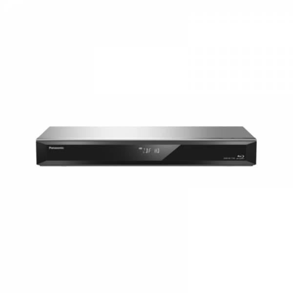 Panasonic Blu-ray Player Front Silber (DMR-BCT765EG)