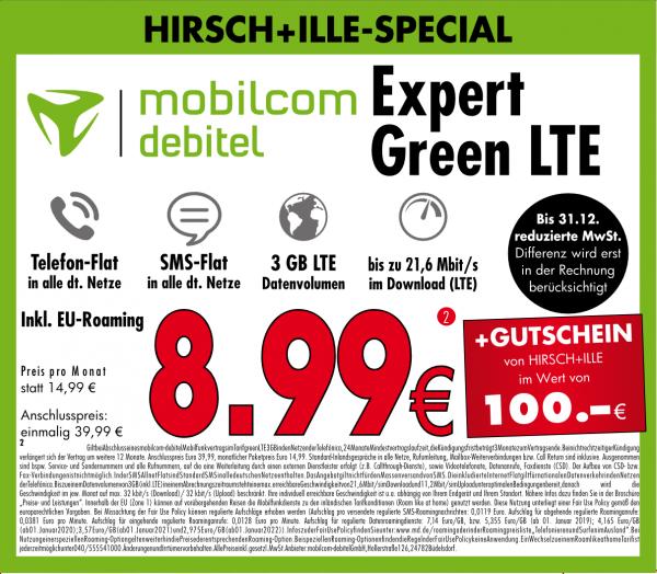 Green LTE