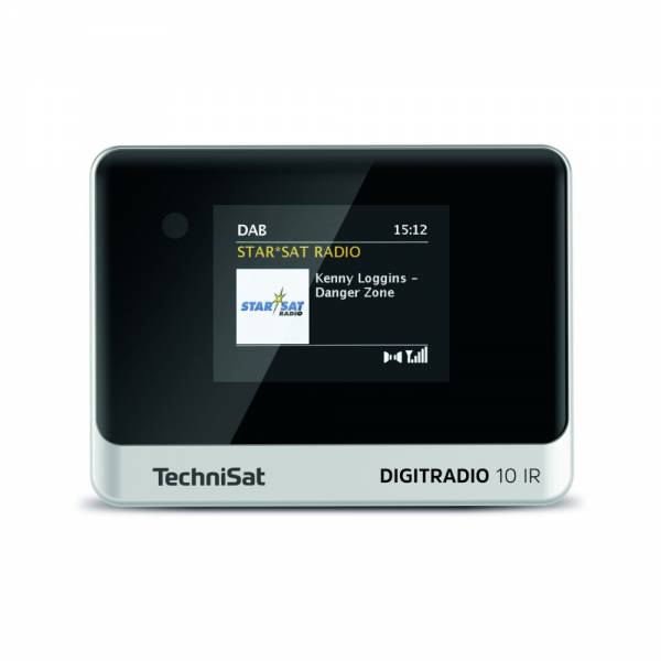 Technisat DIGITRADIO 10IR Radio Front
