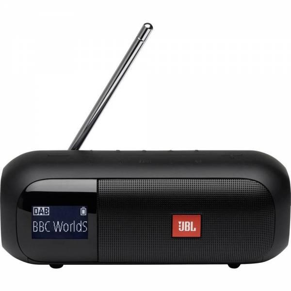 JBL Bluetooth Lautsprecher Schwarz Front (Tuner 2)