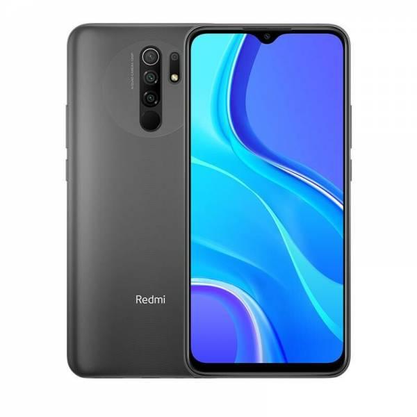 Redmi 9 Carbon Grey Smartphone (6,53 Zoll, 64 GB, 13 MP + 8 MP + 5 MP + 2 MP)