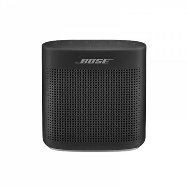 Bose Bluetooth Lautsprecher Schwarz Front (Soundlink Color II)