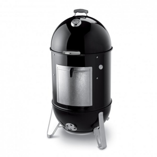 Smokey Mountain Cooker 57cm Black (Holzkohlegrill)