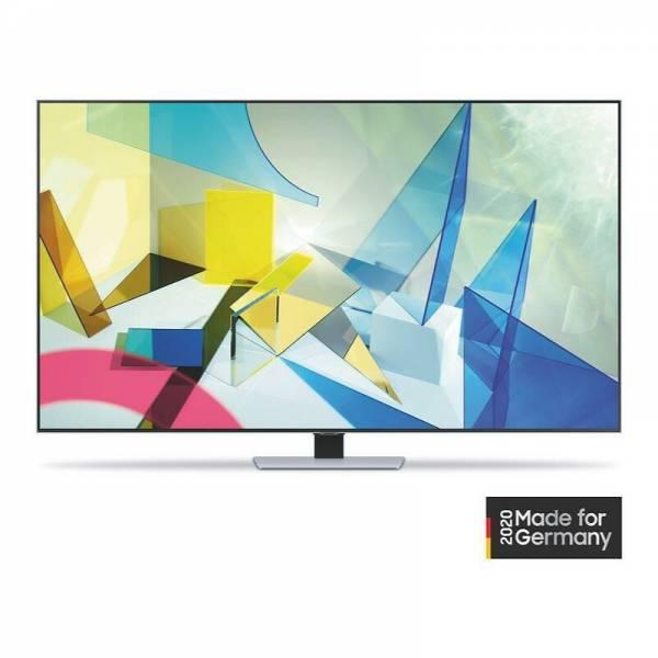Samsung Fernseher Front Schwarz (GQ55Q87T)