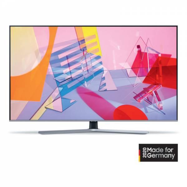 Samsung Fernseher Front Silber (GQ43Q67T)