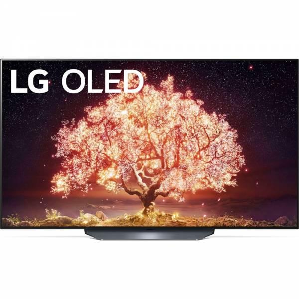 LG OLED77B19LA OLED-TV Front