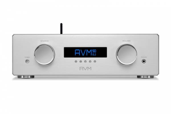 AVM OVATION SD 8.3 Silver Front