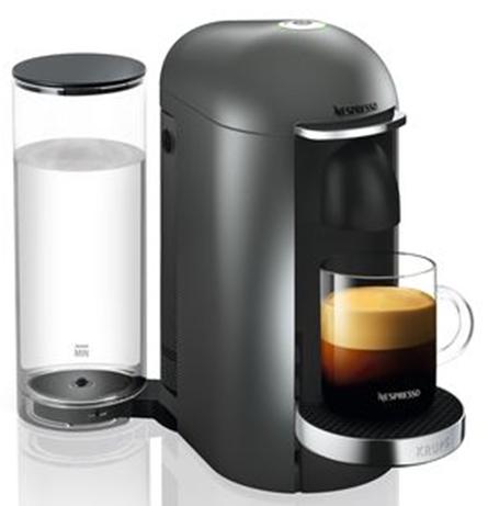 Vertuo Plus XN900T Titanium (Nespresso-Kapselmaschine)