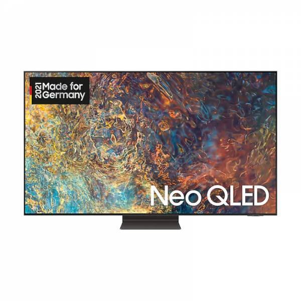 Samsung Fernseher Schwarz Front (GQ65QN95AATXZG)