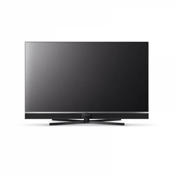 Metz Fernseher Front Schwarz/Silber (Fineo 55 TY82 OLED Twin R)