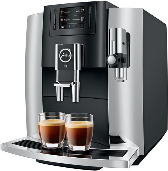 E8 Chrom (Kaffeevollautomat)