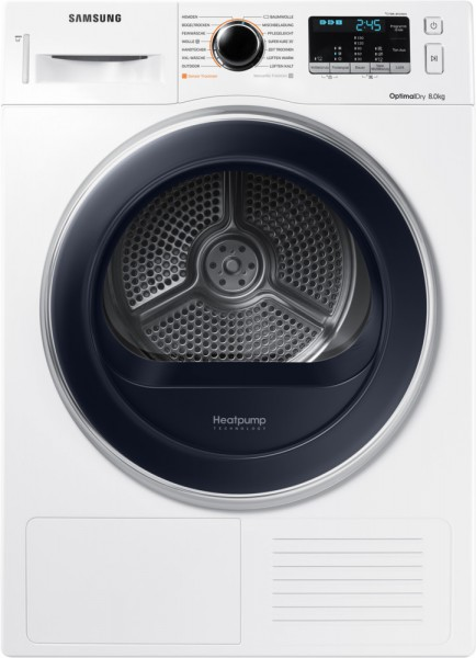 DV8TM5010QW/EG (Wärmepumpentrockner)