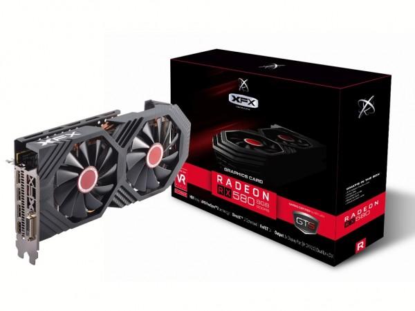 RX 580 GTS Black Edition 8GB (Grafikkarte)
