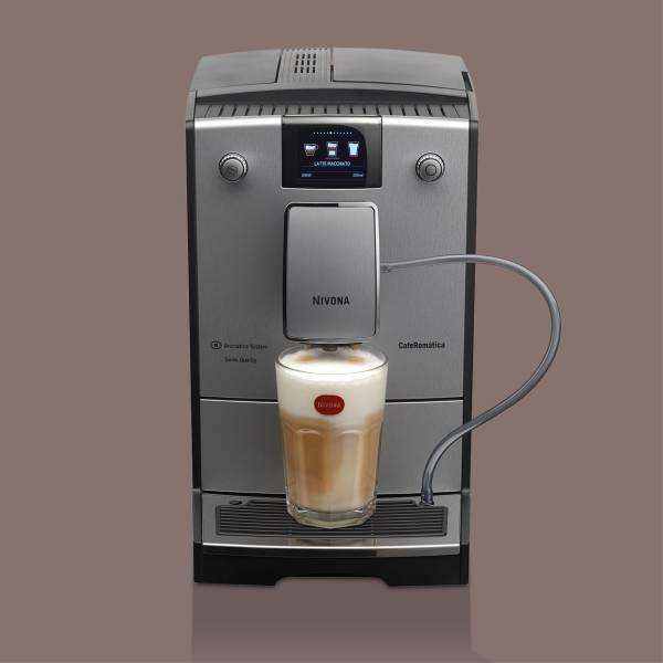 CafeRomatica 769 Silver Line (Kaffeevollautomat)