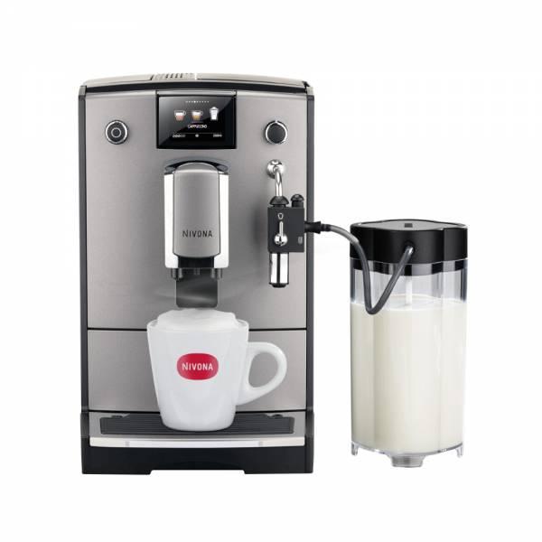 NIVONA Kaffeevollautomat NICR 675 CafeRomatica front 2