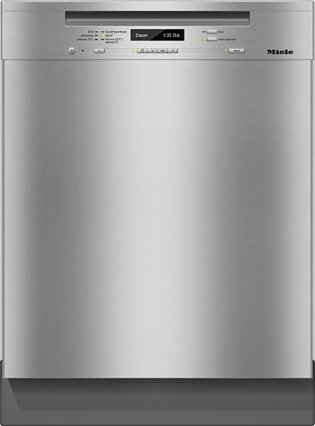 G 6730 SCU Edelstahl CleanSteel (Unterbaugeschirrspüler)