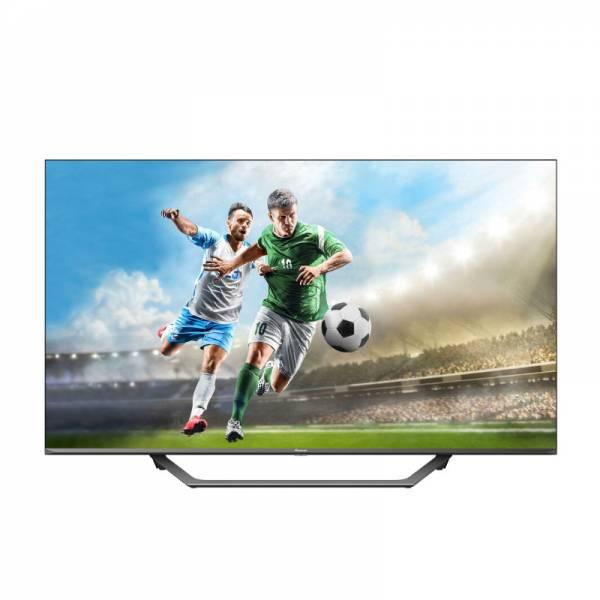 Hisense Fernseher Front mit Bild Schwarz (H43A7500F)