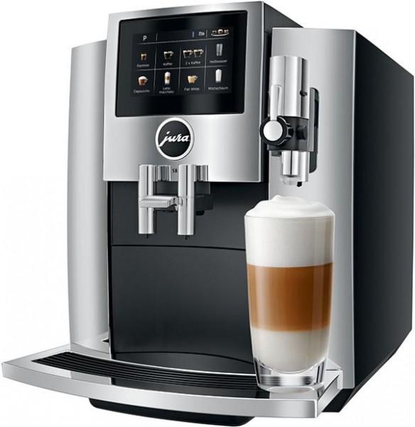 S8 Chrom (Kaffeevollautomat)