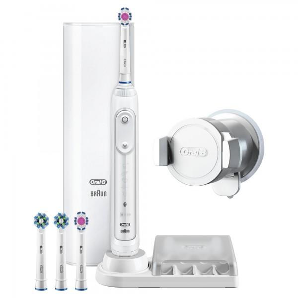 Oral-B Genius 9200W (Zahnbürste, Bluetooth, LED Smartring)