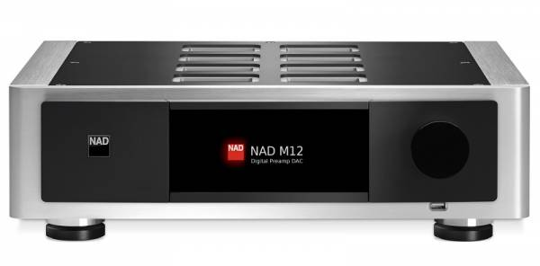 NAD M12 front