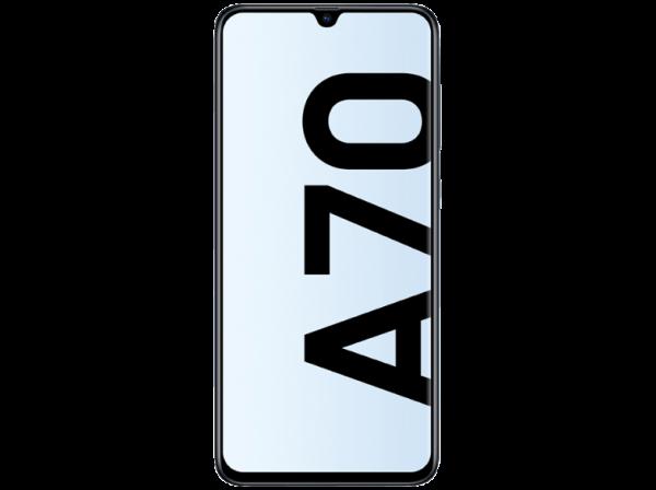 A70 (Smartphone, 128 GB, Black, Dual SIM)