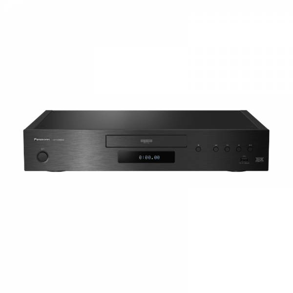 Panasonic Blu-ray Player Front Schwarz (DP-UB9004EGK)