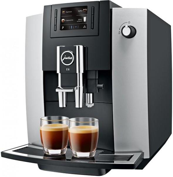 E6 Dark Inox (Kaffeevollautomat)