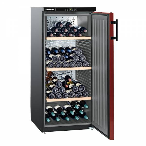 Liebherr Weinkühlschrank Front voll