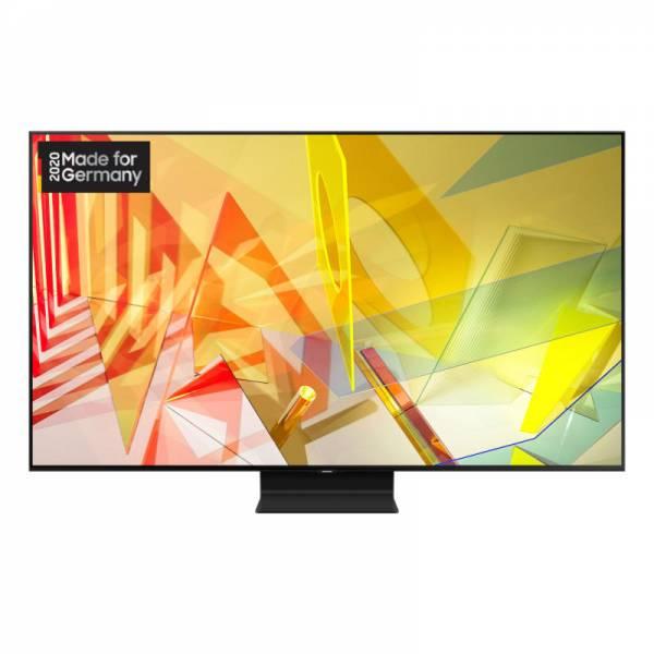 Samsung Fernseher Front Schwarz (GQ65Q95TGTXZG)