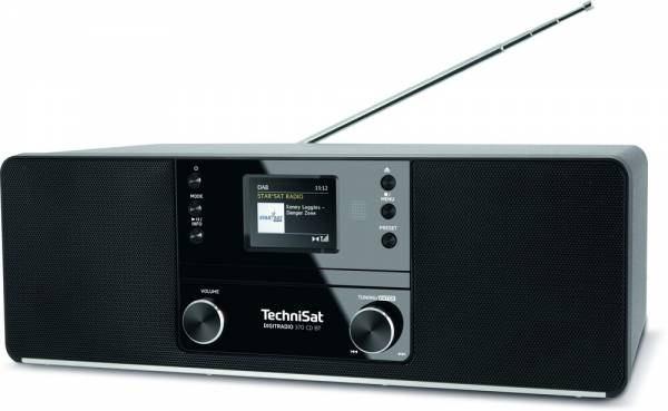 DIGITRADIO 370 CD BT (SCHWARZ)