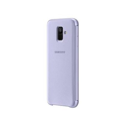 EF-WA600 Wallet Cover für Galaxy A6 lavendel