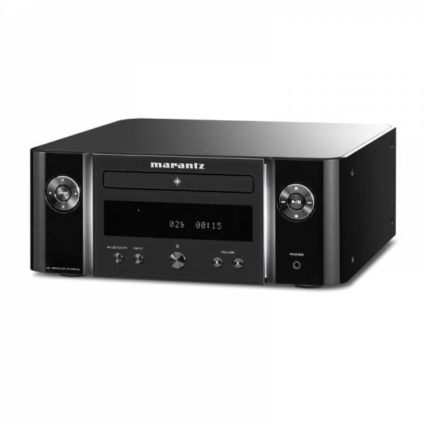 Marantz CD-Receive Schwarz Abgewinkelt (MCR-412)