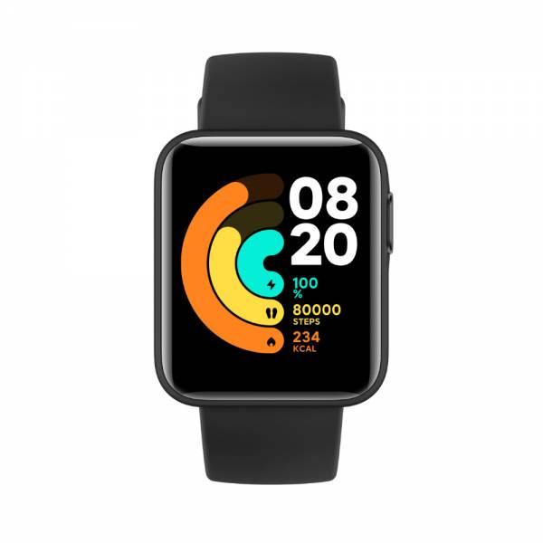 Mi Watch lite Smartwatch (GPS, Herzfrequenzmessung)