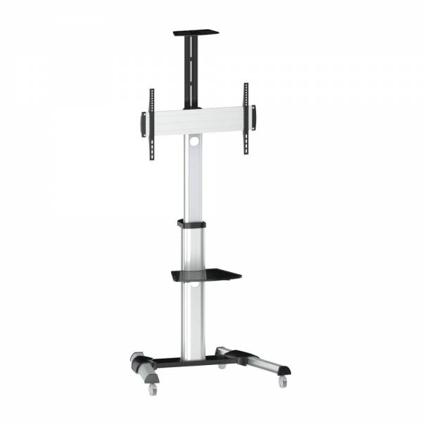 Black Connect TV Standfuß Front (Mobile Mount 6450)