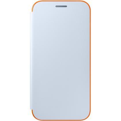 EF-FA520 Flip Wallet für Galaxy A5 (2017) blau