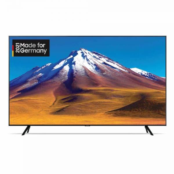 Samsung GU55TU6999UXZG TV front