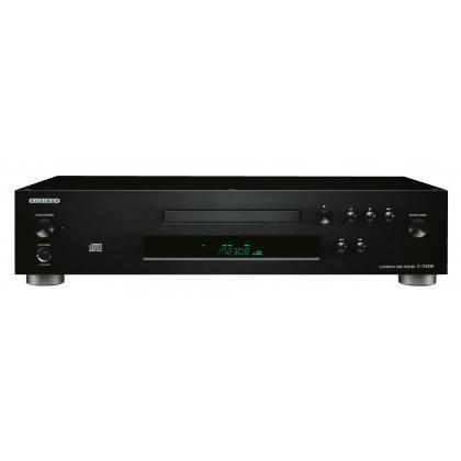C-7000R Schwarz (CD Spieler)