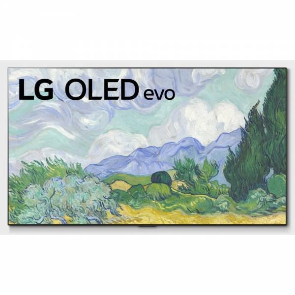 LG OLED65G19LA.AEU OLED-TV Front
