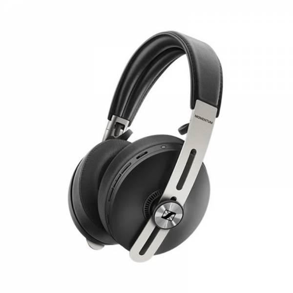 Sennheiser Bluetooth Kopfhörer Schwarz Abgewinkelt (Momentum 3XL)