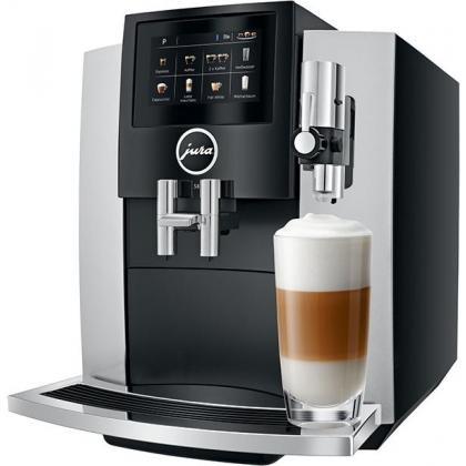 S8 Moonlight Silver (Kaffeevollautomat)