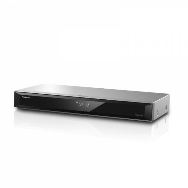 Panasonic Sat-Receiver Front Silber (DMR-UBS70EGS)
