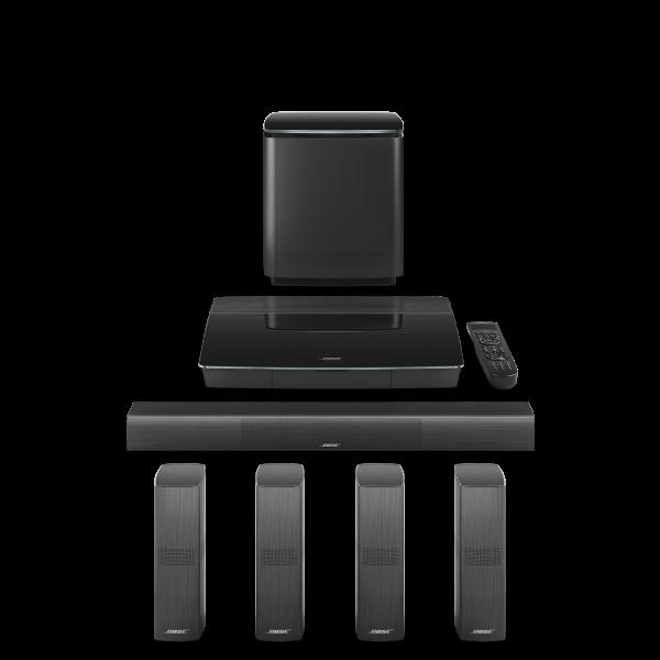 Lifestyle 650 (5.1 Heimkino-System)