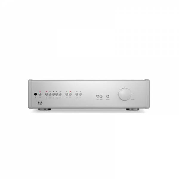 T+A PA 1000 E silber/silber front