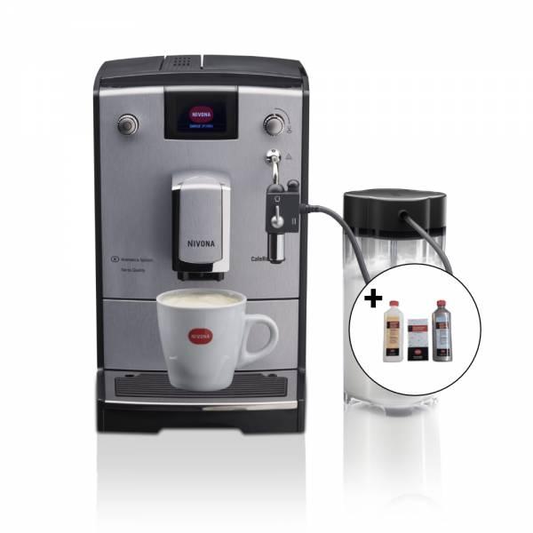 CafeRomatica 670 incl. Reinigungset (Kaffeevollautomat)