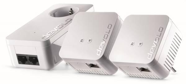 9624 DLAN 550 WiFi Network Kit Powerline