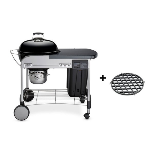 Performer Deluxe Gourmet GBS (Holzkohlegrill)