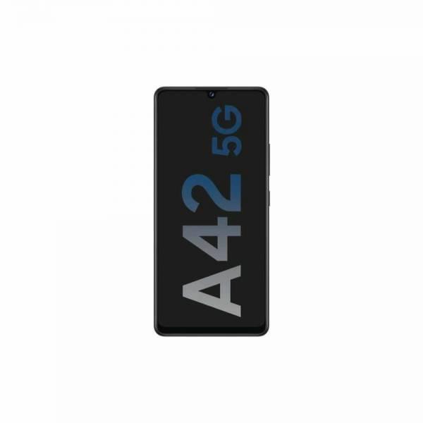 Samsung Galaxy A42 5G black Smartphone front