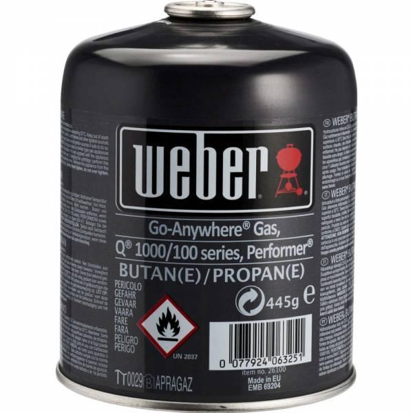 Gaskartusche für Q 100/Q120