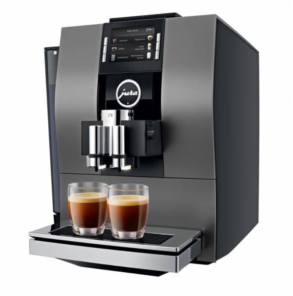 Z6 Dark Inox (Kaffeevollautomat)