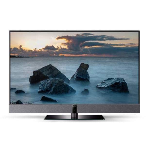 Metz Fernseher Front Graphitgrau (Calea 49 TY62 UHD twin)